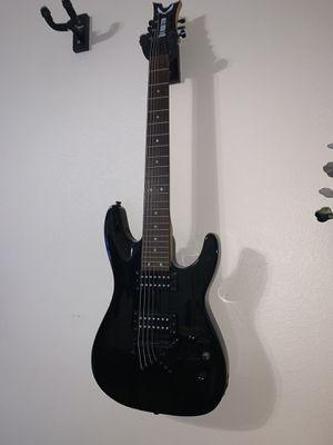 Dean 7 String Electric Guitar! for Sale in Corpus Christi, TX