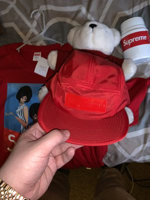 Supreme Patent leather hat DS for Sale in Imperial, MO