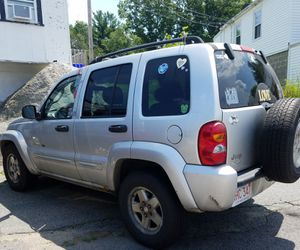2003 Jeep Liberty - For Parts Or Project/as is 203k mi for Sale in Waltham, MA