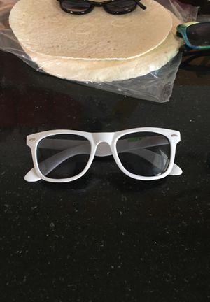 Stylish white sunglasses for Sale in Salt Lake City, UT
