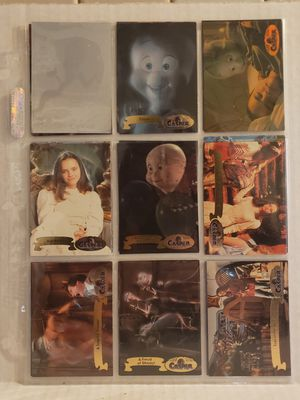 Casper the friendly ghost trading cards for Sale in Los Angeles, CA