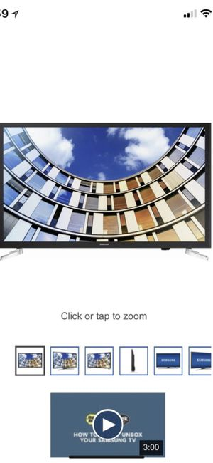 32 inch Samsung Tv for Sale in Pittsburgh, PA