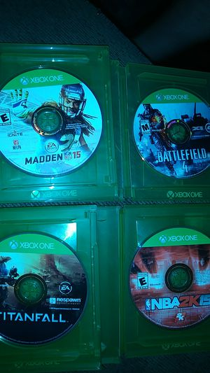 Xbox one games for Sale in Garfield Heights, OH