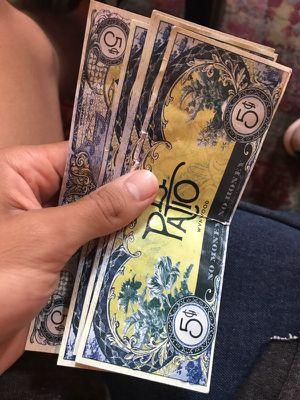 25$ for NINE El Patio $5 vouchers for Sale in Miami Beach, FL