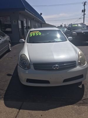 2006 Infiniti G35 parts.! for Sale in Melrose Park, IL