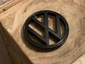 Black vw badge for Sale in San Diego, CA