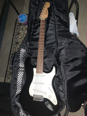 Squier Strat by Fender Affinity Series Electric Guitar for Sale in West Springfield, VA