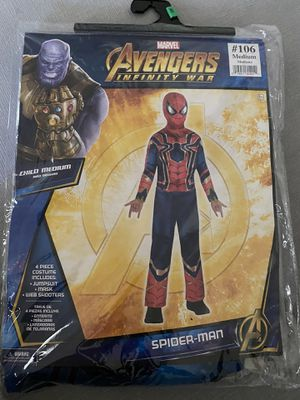 Spider-Man costume (Medium) for Sale in Atlanta, GA