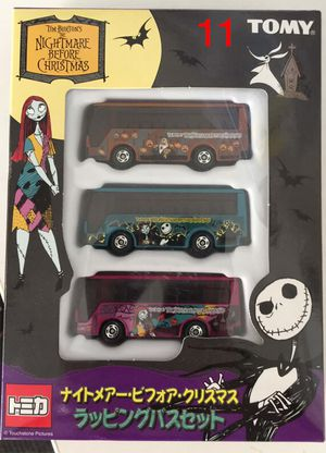 Busses nightmare before Christmas for Sale in Santa Ana, CA