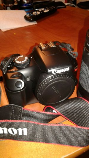 Canon Rebel EOS dual (2x)extended lense Camera for Sale in Las Vegas, NV
