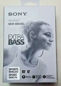 Sony Bluetooth Extra Bass Headphones sports designed for Sale in Irving, TX