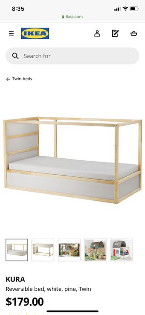 IKEA Kura Twin Bed 2 for sale $80 each for Sale in Middletown, CT