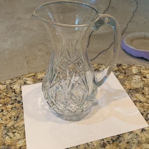32oz Waterford Pineapple Crystal Water Pitcher for Sale in Boca Raton, FL