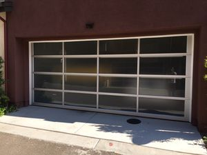 Lower Panel of Alcal garage doors from Shea Homes Origen (Just lower Piece) for Sale in San Diego, CA