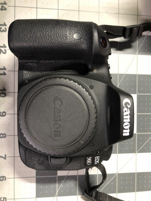 Canon 90d body for Sale in Sanger, CA