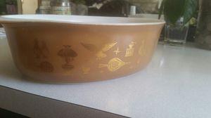 Pyrex Americana 2.5 quart casserole dish 045 for Sale in La Center, WA