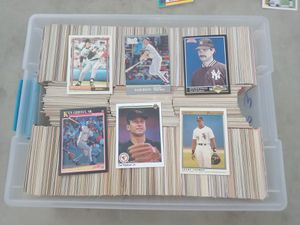 Baseball cards 1500 plus lot for Sale in LXHTCHEE GRVS, FL