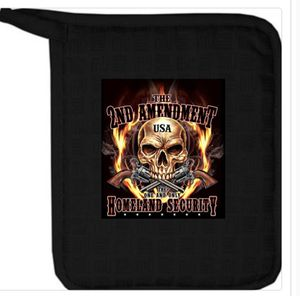 2nd Amendment Decretive Pot Holders for Sale in St. Peters, MO