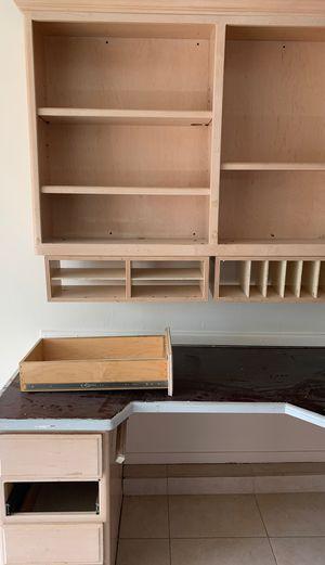 Built in Desk/ Cabinetry for Sale in San Juan Capistrano, CA