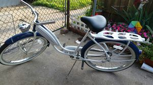 Schwinn Bike( red )and Road master bike( blue and white) for Sale in Cleveland, OH
