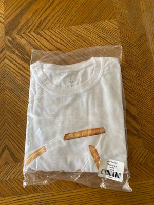 Travis Scott Cactus Jack Fry T-Shirt (Large) for Sale in Wilmington, CA