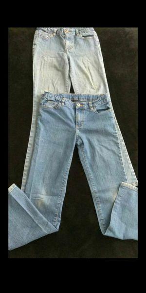 Girls Jeans - Size 12 Slim & 12 Regular for Sale in Bakersfield, CA