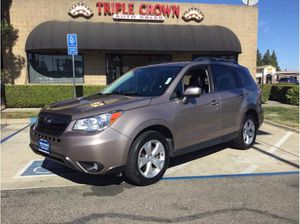 2015 Subaru Forester for Sale in Roseville, CA