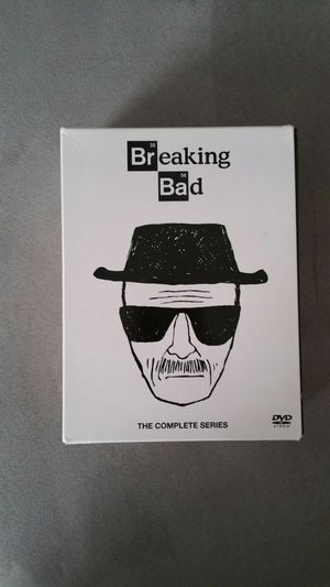 Breaking Bad complete series for Sale in Murfreesboro, TN