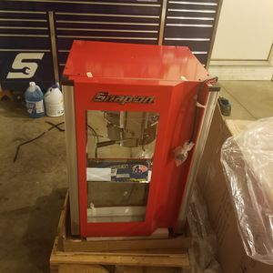 Snap-On Pop Corn Machine for Sale in Stow, OH