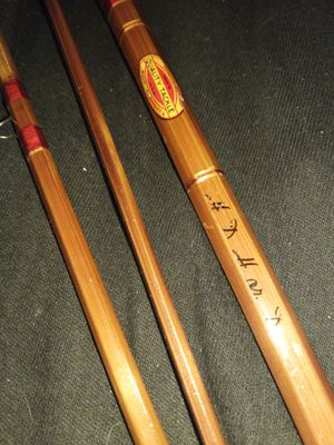 VINTAGE SOUTH BEND 3 PIECE FLY FISHING ROD for Sale in Riverside, CA