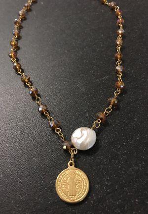 San Benedicto necklace for Sale in Miami, FL