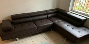 Brown Sofa for Sale in Miami, FL