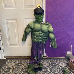 Marvel Hulk Costume for Sale in Bolingbrook,  IL