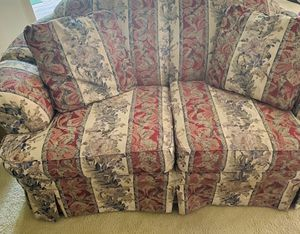 Couch and love seat couch for Sale in Reston, VA