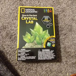 National Geographic Crystal Lab for Sale in Kent, WA