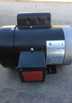 Electric motor air compressor for Sale in Hesperia, CA