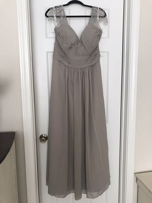 Bridesmaid/Formal/Prom Dress with Beading for Sale in Dunwoody, GA