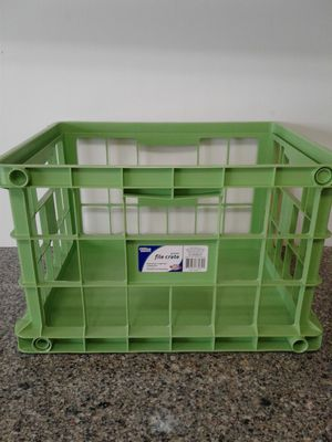 NEW, OFFICE DEPOT CRATE FOR HANGING FILES for Sale in Manteca, CA
