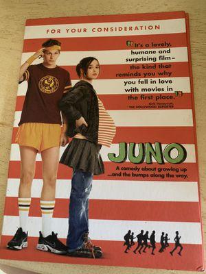 Juno dvd for Sale in Millbury, MA