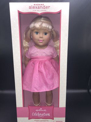 Madame Alexander Doll #1 - American Girl Doll Friend for Sale in Cerritos, CA