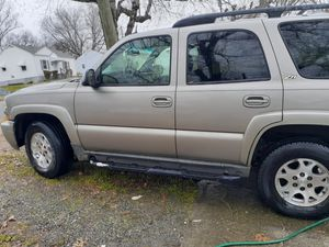 2002 CHEVROLET TAHOE Z71 1 OWNER for Sale in South Boston, VA