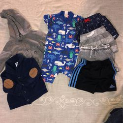 12 Month Baby Boy Clothing Lot for Sale in Massapequa,  NY