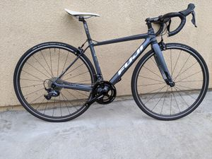 New 2018 Fuji SL 3.1 full carbon road bike Shimano Ultegra r8000 11 speed groupset for Sale in Chino Hills, CA