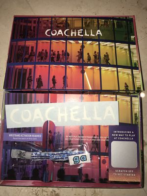 COACHELLA WEEKEND 1 for Sale in Mesa, AZ