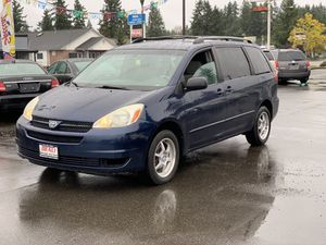 2004 Toyota Sienna AWD van for Sale in Tacoma, WA