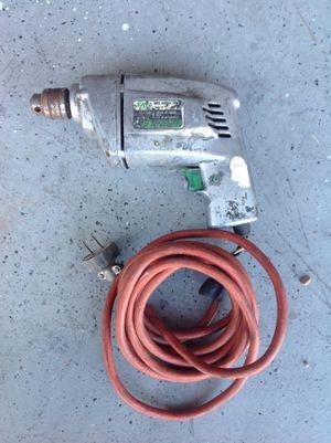 Skill model 59 corded drill for Sale in Las Vegas, NV
