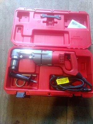 Milwaukee right angle drill for Sale in Berwick, PA