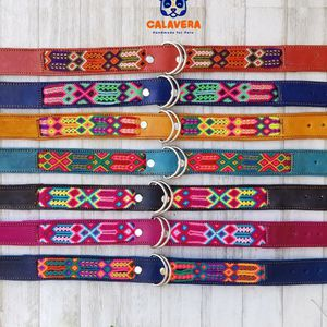 Dog Collars- Made By Mexican Artisans for Sale in Austin, TX