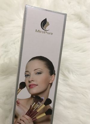 MiroPure Makeup Brush Kit 8 Pcs for Sale in Lynnwood, WA