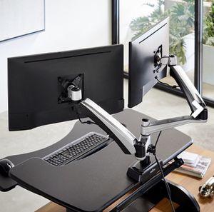 Dual Monitor Arm Mount for Sale in Santa Clara, CA